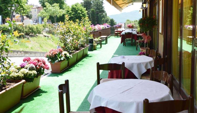 veranda taverna di isa